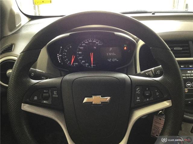 2018 Chevrolet Sonic LT Auto (Stk: B2059) in Prince Albert - Image 14 of 25