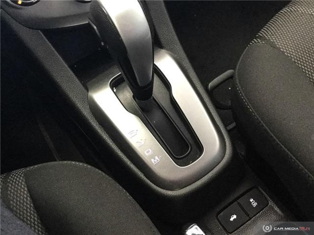 2018 Chevrolet Sonic LT Auto (Stk: B2059) in Prince Albert - Image 18 of 25