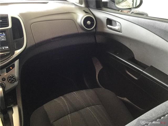 2018 Chevrolet Sonic LT Auto (Stk: B2059) in Prince Albert - Image 25 of 25