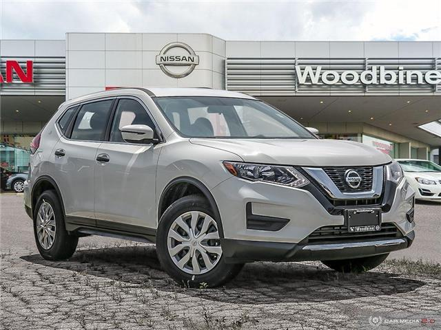 2019 Nissan Rogue S (Stk: RO19-077) in Etobicoke - Image 1 of 23