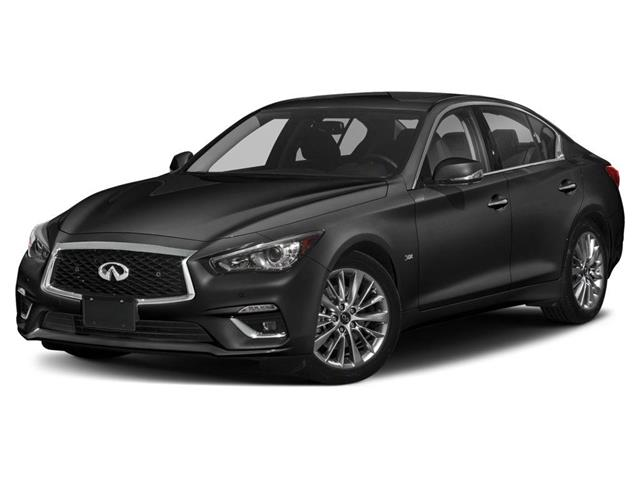 2018 Infiniti Q50 3.0t LUXE (Stk: H8159) in Thornhill - Image 1 of 9
