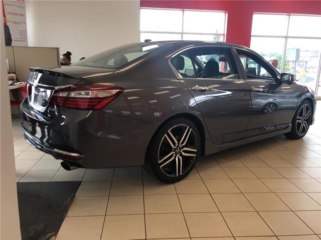 2017 Honda Accord Touring (Stk: 56900A) in Scarborough - Image 6 of 23