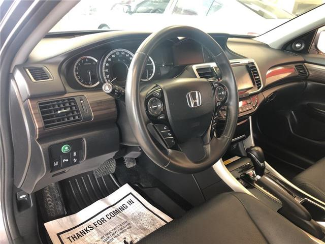 2017 Honda Accord Touring (Stk: 56900A) in Scarborough - Image 7 of 23