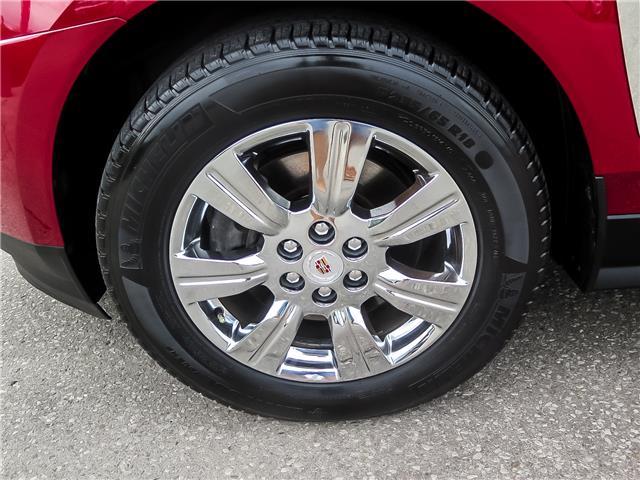 2014 Cadillac SRX Luxury (Stk: F6588A) in Waterloo - Image 9 of 26