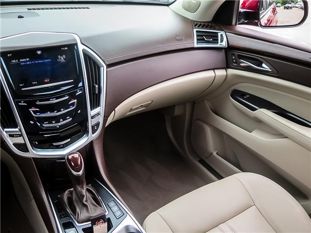 2014 Cadillac SRX Luxury (Stk: F6588A) in Waterloo - Image 17 of 26