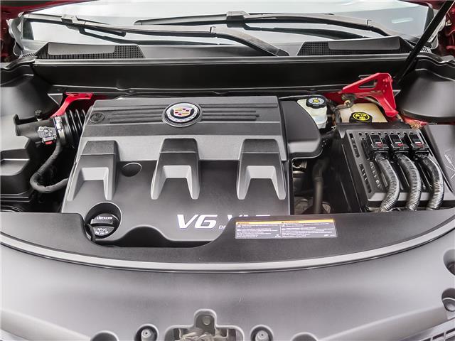 2014 Cadillac SRX Luxury (Stk: F6588A) in Waterloo - Image 22 of 26