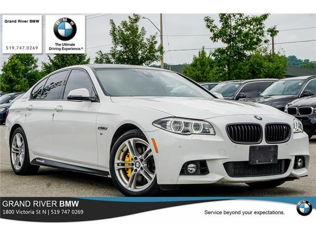 2014 BMW ActiveHybrid 5 Base (Stk: PW4617B) in Kitchener - Image 1 of 22
