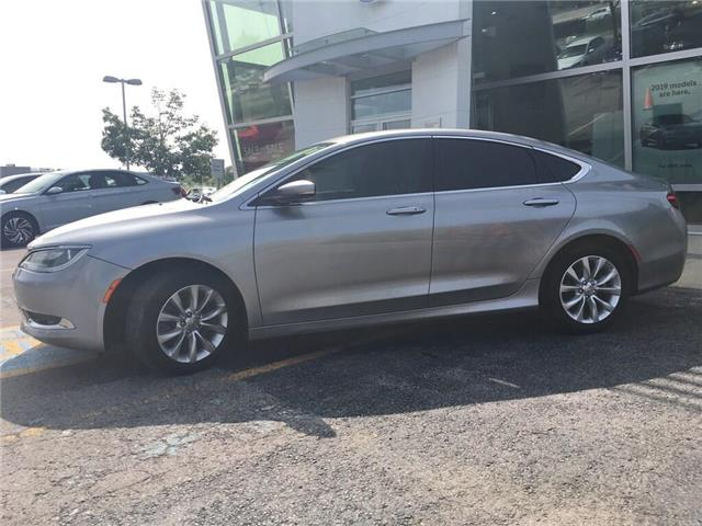 2015 Chrysler 200 C (Stk: 5853V) in Oakville - Image 2 of 30