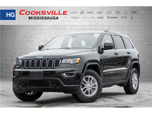 2019 Jeep Grand Cherokee 2BE Laredo E (Stk: KC825394) in Mississauga - Image 1 of 19