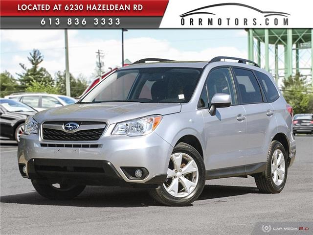 2015 Subaru Forester 2.5i Touring Package (Stk: 5771) in Stittsville - Image 1 of 29