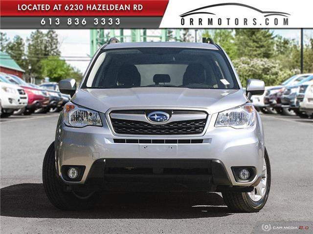 2015 Subaru Forester 2.5i Touring Package (Stk: 5771) in Stittsville - Image 2 of 29