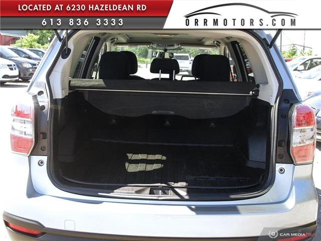 2015 Subaru Forester 2.5i Touring Package (Stk: 5771) in Stittsville - Image 10 of 29