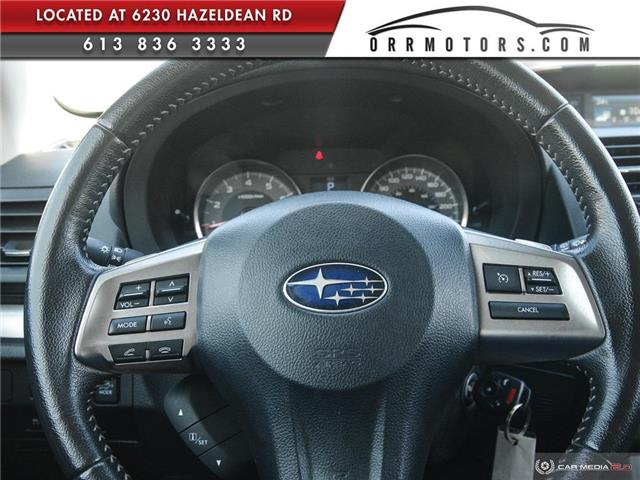 2015 Subaru Forester 2.5i Touring Package (Stk: 5771) in Stittsville - Image 13 of 29