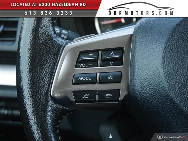 2015 Subaru Forester 2.5i Touring Package (Stk: 5771) in Stittsville - Image 17 of 29
