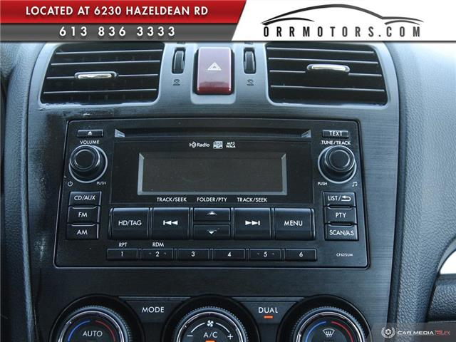 2015 Subaru Forester 2.5i Touring Package (Stk: 5771) in Stittsville - Image 20 of 29