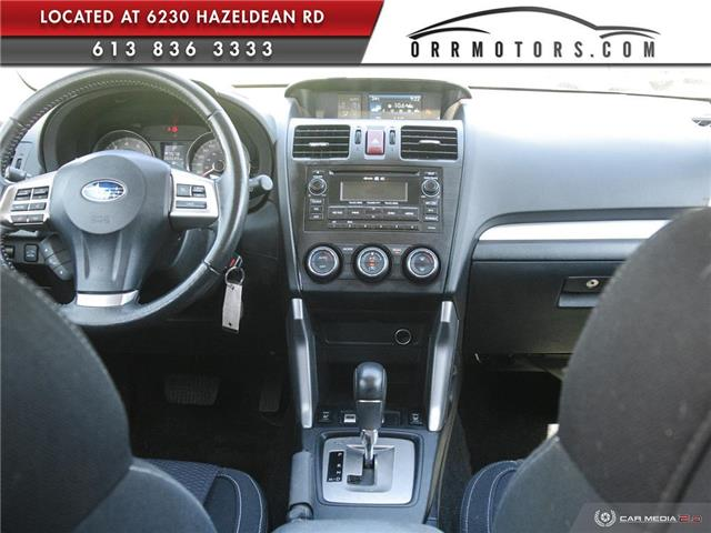 2015 Subaru Forester 2.5i Touring Package (Stk: 5771) in Stittsville - Image 23 of 29