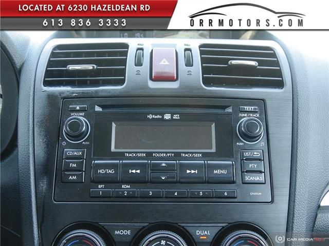 2015 Subaru Forester 2.5i Touring Package (Stk: 5771) in Stittsville - Image 26 of 29