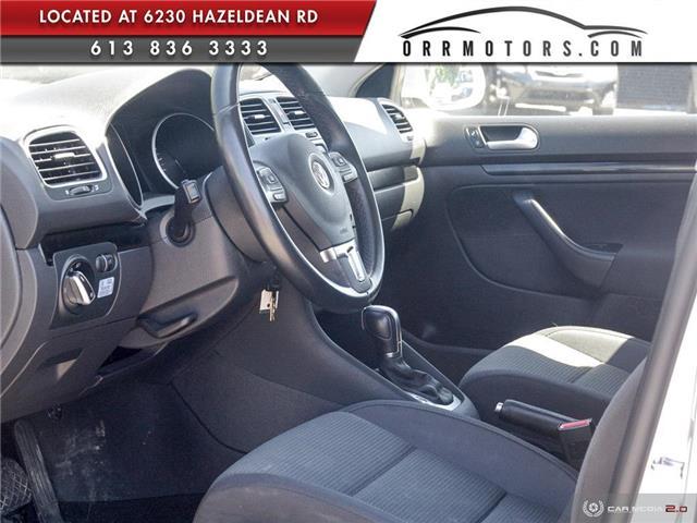 2013 Volkswagen Golf 2.0 TDI Comfortline (Stk: 5794) in Stittsville - Image 12 of 28