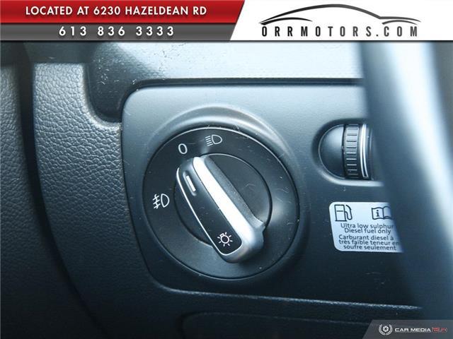 2013 Volkswagen Golf 2.0 TDI Comfortline (Stk: 5794) in Stittsville - Image 23 of 28