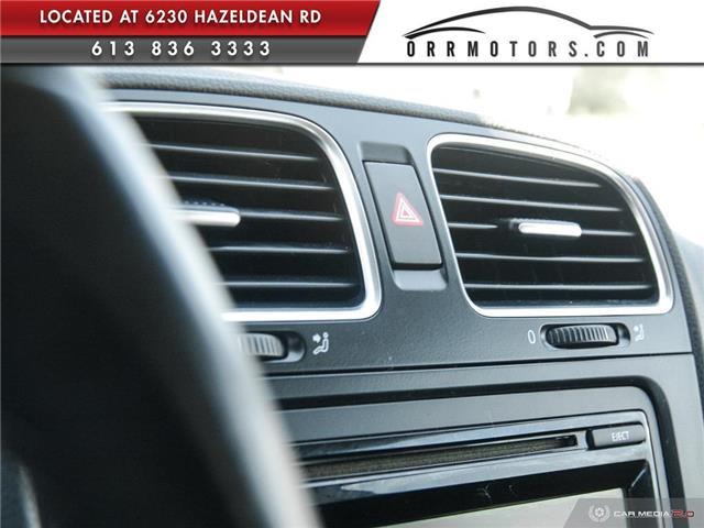 2013 Volkswagen Golf 2.0 TDI Comfortline (Stk: 5794) in Stittsville - Image 25 of 28