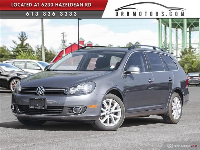 2013 Volkswagen Golf 2.0 TDI Comfortline (Stk: 5795) in Stittsville - Image 1 of 28