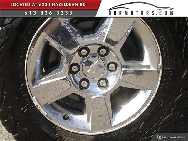 2013 Chevrolet Silverado 1500 Hybrid Base (Stk: 5571) in Stittsville - Image 6 of 24