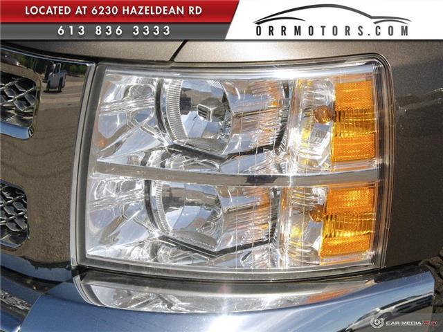 2013 Chevrolet Silverado 1500 Hybrid Base (Stk: 5571) in Stittsville - Image 8 of 24