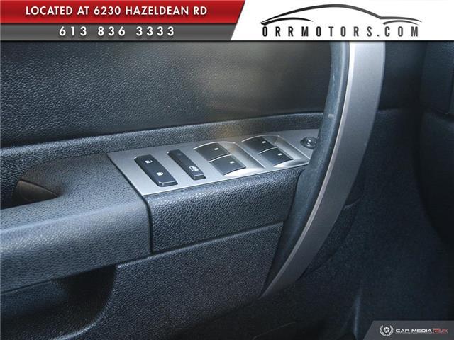 2013 Chevrolet Silverado 1500 Hybrid Base (Stk: 5571) in Stittsville - Image 16 of 24