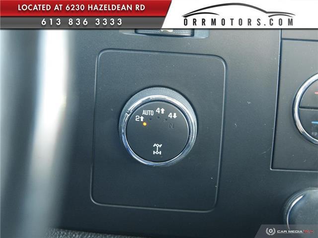 2013 Chevrolet Silverado 1500 Hybrid Base (Stk: 5571) in Stittsville - Image 19 of 24