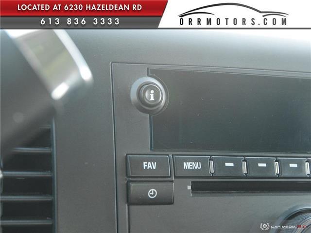 2013 Chevrolet Silverado 1500 Hybrid Base (Stk: 5571) in Stittsville - Image 21 of 24