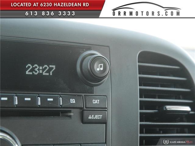 2013 Chevrolet Silverado 1500 Hybrid Base (Stk: 5571) in Stittsville - Image 22 of 24