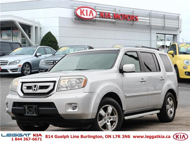 2009 Honda Pilot EX-L (Stk: W0150) in Burlington - Image 1 of 29