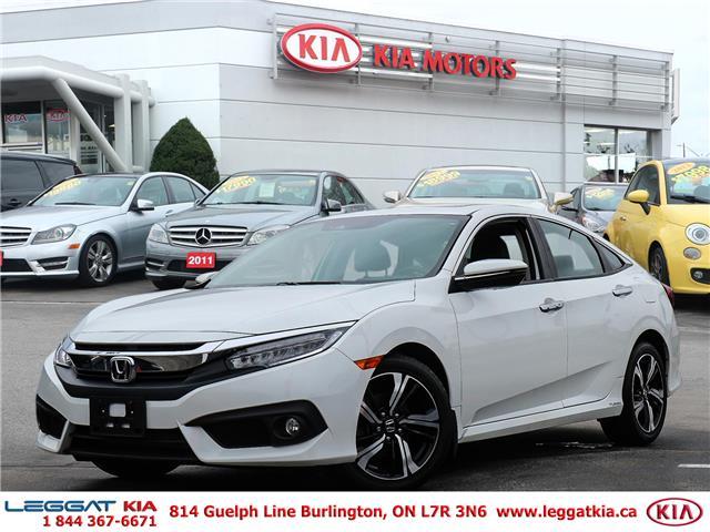2017 Honda Civic Touring (Stk: 2419) in Burlington - Image 1 of 28