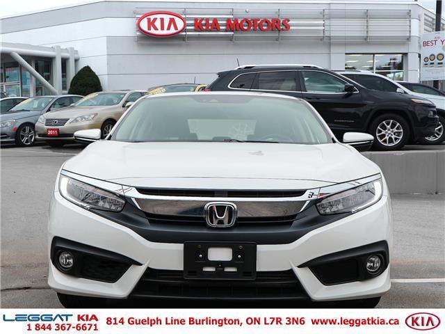 2017 Honda Civic Touring (Stk: 2419) in Burlington - Image 2 of 28
