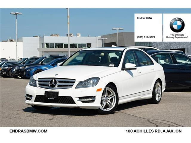 2013 Mercedes-Benz C-Class Base (Stk: 52539B) in Ajax - Image 1 of 19