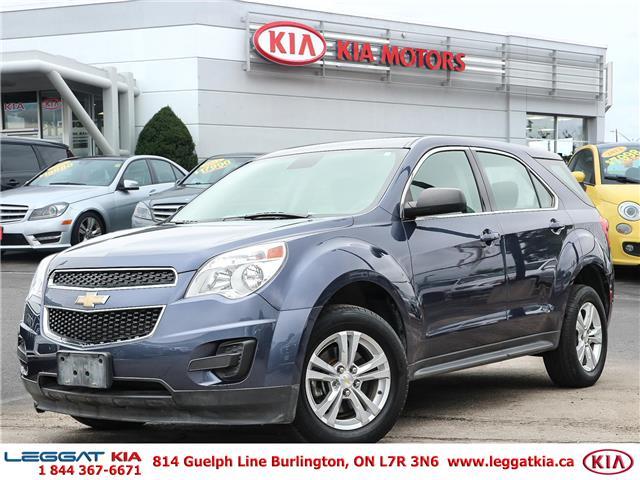 2014 Chevrolet Equinox LS (Stk: W0173) in Burlington - Image 1 of 26