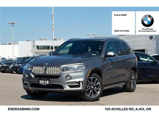 2018 BMW X5 xDrive35i (Stk: P5878) in Ajax - Image 1 of 22
