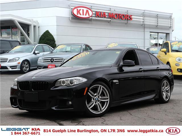 2011 BMW 535i xDrive (Stk: W0188) in Burlington - Image 1 of 29