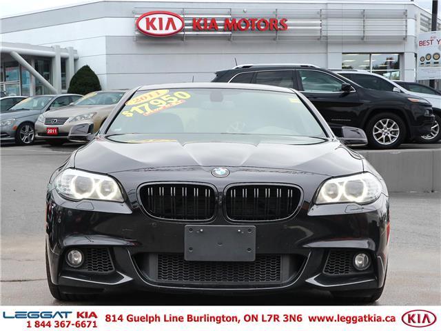 2011 BMW 535i xDrive (Stk: W0188) in Burlington - Image 2 of 29