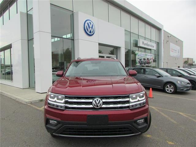 2018 Volkswagen Atlas 2.0 TSI Comfortline (Stk: 4511P) in Toronto - Image 2 of 22