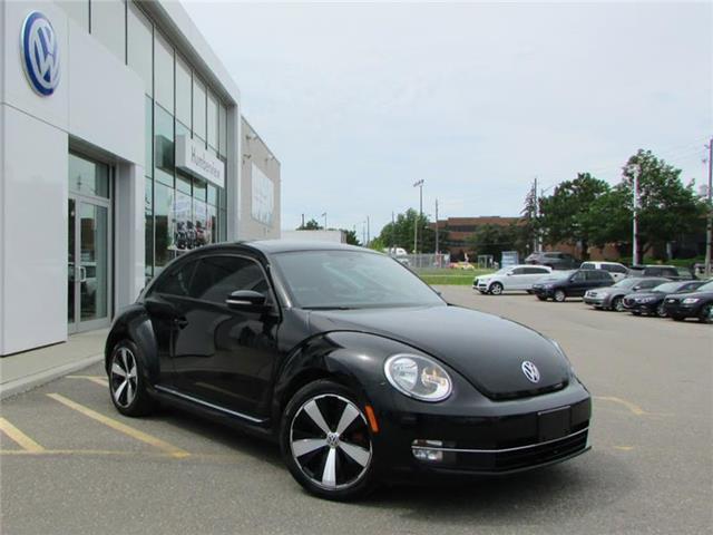 2012 Volkswagen Beetle 2.0 TSI Sportline (Stk: 95713A) in Toronto - Image 1 of 21