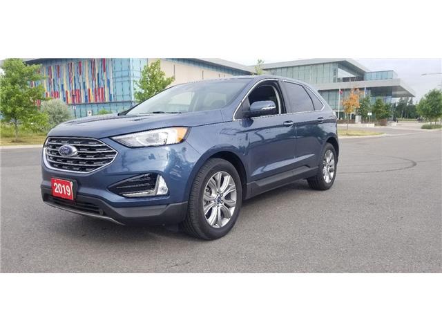 2019 Ford Edge Titanium (Stk: P8704) in Unionville - Image 3 of 9