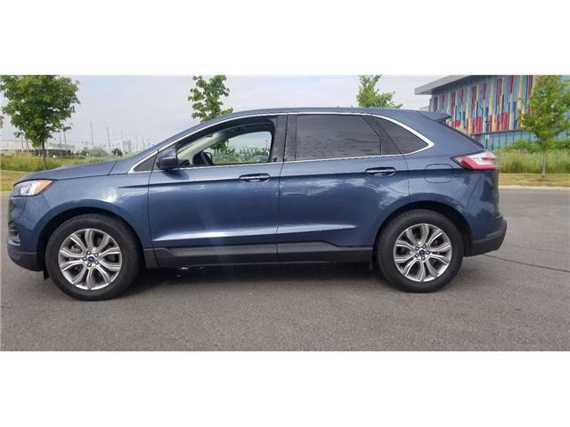2019 Ford Edge Titanium (Stk: P8704) in Unionville - Image 4 of 9