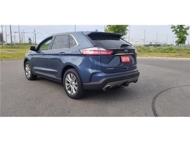 2019 Ford Edge Titanium (Stk: P8704) in Unionville - Image 5 of 9