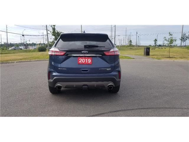 2019 Ford Edge Titanium (Stk: P8704) in Unionville - Image 6 of 9