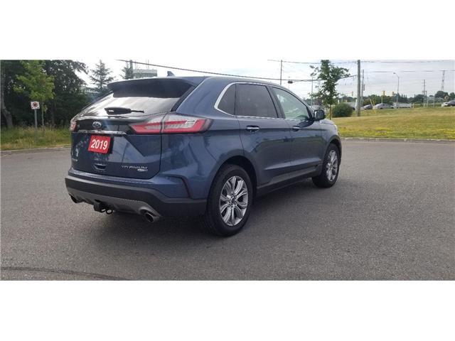 2019 Ford Edge Titanium (Stk: P8704) in Unionville - Image 7 of 9