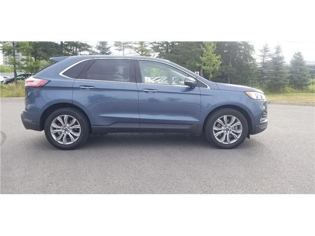 2019 Ford Edge Titanium (Stk: P8704) in Unionville - Image 8 of 9