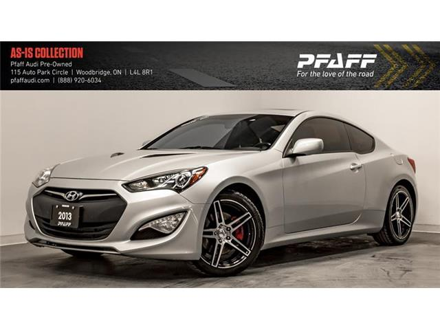 2013 Hyundai Genesis Coupe 2.0T Premium (Stk: C6778AA) in Woodbridge - Image 1 of 20