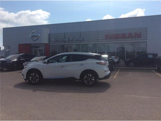 2016 Nissan Murano SL (Stk: 19-266A) in Smiths Falls - Image 1 of 13