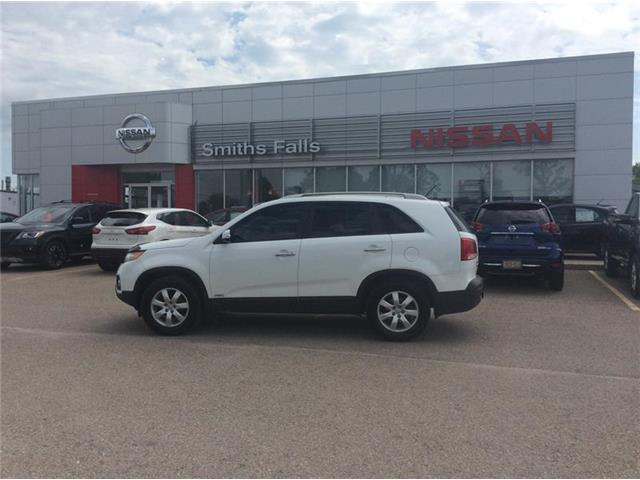 2013 Kia Sorento LX (Stk: 19-282A) in Smiths Falls - Image 1 of 13